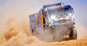 Ралли «Дакар»-2019, результаты восьмого этапа