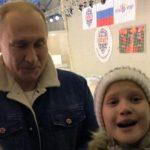 Кристина Ажимова из Сочи Путин мечта