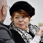 Нина Масляева бухгалтер Седьмой студии домашний арест