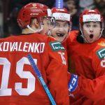 Россия - США в полуфинале молодежного ЧМ по хоккею
