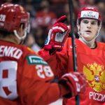 Россия Словакия хоккей 2019 молодежка
