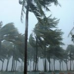 Тайфун Пабук смена направления