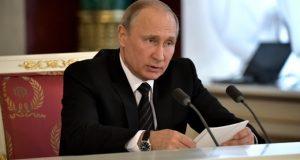 На Путина готовили покушение