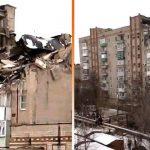 взрыв газа в Шахтах Ростовской области