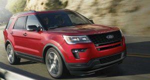 Где купить Ford Explorer в Нижнем Тагиле?