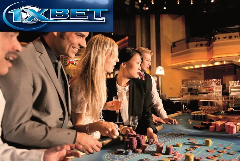 бонусы казино 1xbet